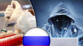 Rusové a Čína se snaží ukrást data k vakcíně. Hackeři útočí na vědce i firmy