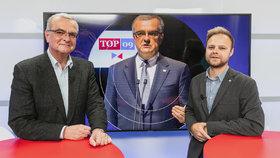 """Kalousek o kandidatuře na prezidenta, absťáku i soudu s Babišem: """"Donutím ho k omluvě"""""""
