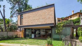 Zbořená rezidence znovu ožila díky recyklaci starých materiálů