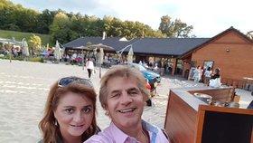 Hrozivá smrt manželky (†47) slovenského zpěváka: Osudový pád! Byl u toho