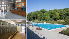 Koupaliště Petynka se znovu otevřelo. Láká na zrekonstruovaný bazén a novinky pro děti