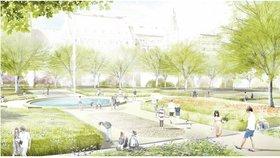 Karlovo náměstí: Místo kočičích hlav asfalt, více stromů, lepší chodníky! Opravy omezí řidiče i chodce