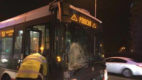 Na přechodu srazil dvě ženy (20, 21). Řidič MHD dostal podmínku a zákaz řízení, projel křižovatku na červenou