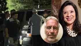 Šokující zvrat v případě Epsteina: Soudkyni zavraždili syna a postřelili manžela!