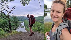 Iva Pazderková se vydala na svatojakubskou cestu: Slova o bolesti a milosrdenství!