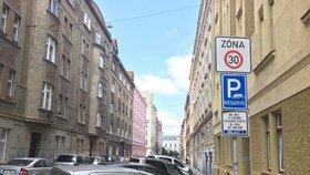 Na Žižkově třicítkou: Radnice zavede další zóny s omezením rychlosti