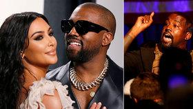Potraty, Bůh a otroctví: Známý rapper pobouřil voliče v USA i svou ženu Kim Kardashianovou