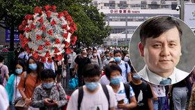 Přední čínský lékař: Dostat koronavirus pod kontrolu? Světu to zabere nejméně 2 roky