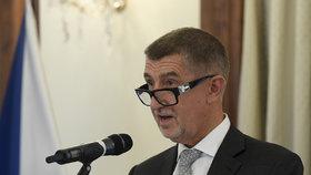 Babiš a Schillerová spolu o rozpočtu: Premiér slibuje nižší schodek než letos tlačí na nižší daně