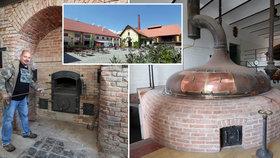 Sládek Tomáš (55): Povolání podědil, zachránil pivovar v Kostelci u Prahy a pomýšlí na světový unikát