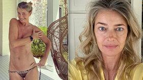 Pavlína Pořízková (55) se nahoty nebojí: Zradily ji 20 let staré plavky!