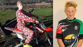 Chlapec (†13) zemřel při nehodě na motorce: Jeho orgány zachránily životy pěti dětí