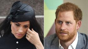 Drsná pravda o Meghan: Kvůli Harrymu se bez mrknutí oka zbavila milovaného přítele!