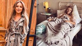 Krásnou Emmu ničil syndrom chronické únavy: Měsíce nedokázala vstát!