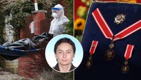 Senát chce metál pro nakaženou sestřičku, která zemřela.Zmínil i mikrobioložku Pekovou