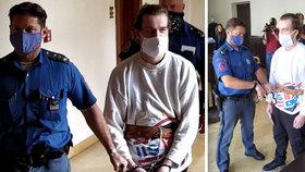 Zloděj pěti housek šel na 1,5 roku do vězení: Mladý bezdomovec požádá prezidenta o milost