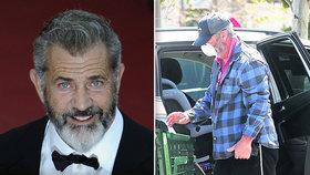 Mel Gibson potvrdil nákazu koronavirem! Převoz do nemocnice a experimentální léčba