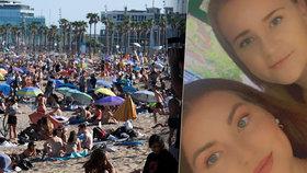 """Panika mezi turisty: Ze španělské pláže na 14 dní do karantény! """"Příšerné,"""" čílí se Britka"""
