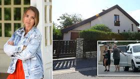 Vondráčková už bydlí v novém! Za miliony koupila dům, domek a sklep