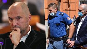 """Bývalý místostarosta Švachula z Brna zůstává ve vazbě: Přes maminku měl """"vyprat"""" desítky milionů"""