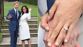 Zásnuby Harryho a Meghan byly jinak, než dosud tvrdili! Jak se to semlelo?!