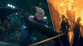 Ekoteroristé versus zlotřilá společnost. Recenze Final Fantasy VII Remake