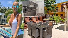 Americký sen Zuzany Belohorcové skončil: Prodává vilu za 56 milionů a se strachem mizí!