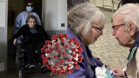 5 nakažených zaměstnanců v důchoďáku u Hradce, testovali i seniory. S jakým výsledkem?
