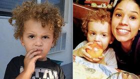 Polonahý chlapeček se sám toulal po ulici: Po jeho matce se slehla zem