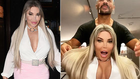 Dříve Ken, dnes Barbie Jessica Alvesová: Další změna! Nechala si to prodloužit!