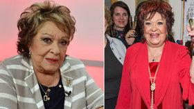 Jiřina Bohdalová (89) má smůlu: Musela odpískat obří oslavu 90. narozenin!