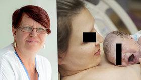 Alena přivedla na svět přes tisíc dětí. Jak funguje první Centrum porodní asistence v Česku?
