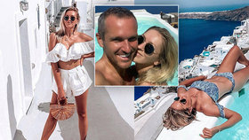 Hejdovi odletěli na ostrov proslavený filmem Mamma Mia: Zorka podvedla manžela!
