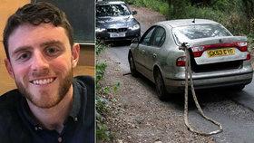 Policistu (†28) usmýkali tři výrostci k smrti: Soud se s nimi nemazlil!