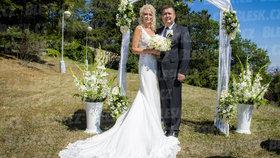 Utajovaná veselka šéfa ČSSD: Hamáček se oženil, ano řekl atraktivní blondýnce