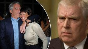 Pedofilní skandál prince Andrewa: Obvinili ho z orgií s nezletilými