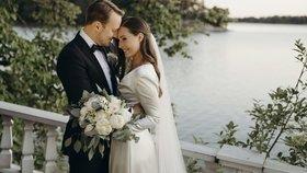 Nejmladší premiérka světa se vdala. Šéfka finské vlády si vzala muže, s kterým má dceru