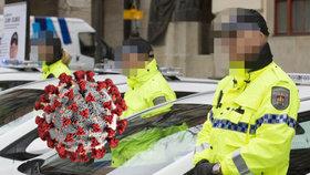 Kauza kolem nakažené rodiny pražského strážníka: Postup lékařů a hygieny šetřilo ministerstvo. Co zjistilo?