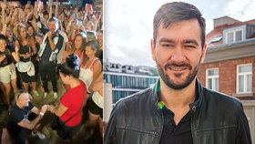 Marek Ztracený neplánovaně zasnoubil své fanoušky! A věnoval jim prsten za 250 tisíc?!