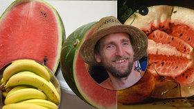 Podívejte, jak se za staletí změnila oblíbená zelenina a ovoce! Botanik zmínil konec banánů!