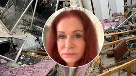 Návrhářka Matragi v šoku: Exploze v Bejrútu jí zničila ateliér! A co švadlenky?