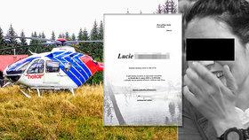 Pohřešovaná Lucie (†35) záhadně zemřela v Rovensku: Dojemný vzkaz do nebe!