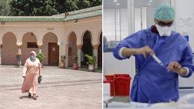 Maroko prodloužilo nouzový stav a pokutuje nenošení roušek. Kdy se sem vrátí Češi?