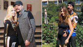 Bohuš Matuš (46) a jeho těhotná Lucinka (17): Svatba bude! A co další dítě?