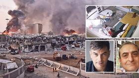 Šokující příběhy obětí i přeživších z Bejrútu zničeného explozí: Nebylo se kam skrýt!