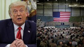 Američané chtějí snížit počet vojáků v Afghánistánu pod pět tisíc. Dohodli se s Tálibánem