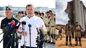 Češi v Bejrútu se museli opět stáhnout. Domů se Smartwings po ostrém sporu už nepoletí