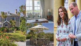 Luxusní dovolená Kate a Williama v ráji za 145 tisíc! Nemuseli ale zaplatit ani korunu