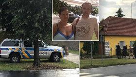 Policie dál hledá u domu 7 let nezvěstné Jany Paurové: Na místě pracuje i šéf speciálního týmu Tempus
