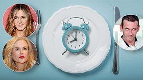 Přerušovaný půst: Vše o oblíbené dietě hvězd! Drží ji Anistonová i Havlíček